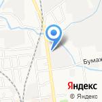 Управление Пенсионного фонда РФ в г. Южно-Сахалинске на карте Южно-Сахалинска