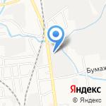 Отделение Пенсионного фонда РФ по Сахалинской области на карте Южно-Сахалинска