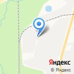 Астрагор на карте Южно-Сахалинска