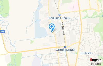 Местоположение на карте пункта техосмотра по адресу г Южно-Сахалинск, ул Железнодорожная, д 180