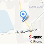 Капитал Групп Сахалин на карте Южно-Сахалинска