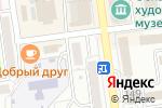 Схема проезда до компании Областная стоматологическая поликлиника в Южно-Сахалинске