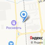 Магнум на карте Южно-Сахалинска