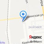 Купитемебель.рф на карте Южно-Сахалинска