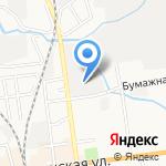 Архивный отдел Администрации г. Южно-Сахалинска на карте Южно-Сахалинска