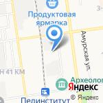 Мастер Сервис на карте Южно-Сахалинска
