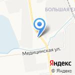 Профессионал на карте Южно-Сахалинска