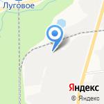 DPD на карте Южно-Сахалинска