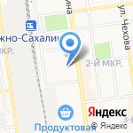 За Государственность и Духовное возрождение Святой Руси на карте Южно-Сахалинска