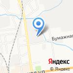 Центр социального обслуживания населения Сахалинской области на карте Южно-Сахалинска