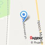 Энергосбыт на карте Южно-Сахалинска