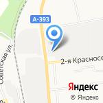 777 на карте Южно-Сахалинска