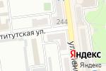 Схема проезда до компании TEPLO в Южно-Сахалинске