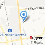 Детская библиотека №15 на карте Южно-Сахалинска