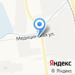 СТРОИТЕЛЬ на карте Южно-Сахалинска