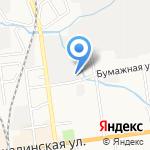 Сахалинское областное бюро судебно-медицинской экспертизы на карте Южно-Сахалинска