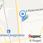 ПродАгро на карте Южно-Сахалинска
