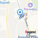Сервис Компани на карте Южно-Сахалинска