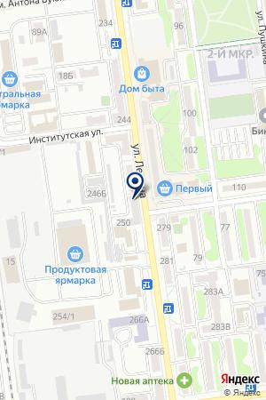 КОМПАНИЯ ДИАЛОГ на карте Южно-Сахалинска