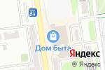 Схема проезда до компании Бальзам в Южно-Сахалинске