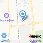 StaNDart на карте Южно-Сахалинска