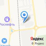 Сахстроймонтажинвест на карте Южно-Сахалинска
