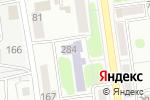 Схема проезда до компании Талио в Южно-Сахалинске