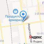 Max Bet на карте Южно-Сахалинска