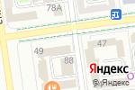 Схема проезда до компании Магазин копировальной техники в Южно-Сахалинске