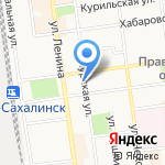 Business Coffee на карте Южно-Сахалинска