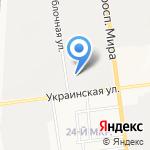 KAMAZ на карте Южно-Сахалинска
