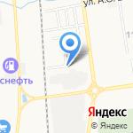 Авто-Плюс на карте Южно-Сахалинска