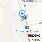 Фирма по услугам ямобура на карте Южно-Сахалинска