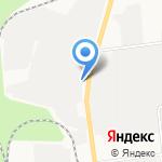 Second Squared на карте Южно-Сахалинска