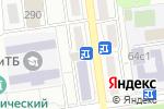 Схема проезда до компании Uno в Южно-Сахалинске
