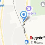 АвтоПрестиж на карте Южно-Сахалинска