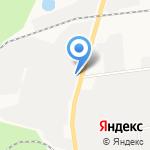 Палитра на карте Южно-Сахалинска