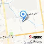 Кают-Компания на карте Южно-Сахалинска