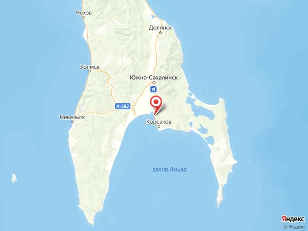 поселок Давыдово на карте