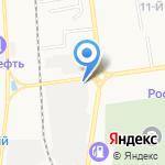 Гамма65 на карте Южно-Сахалинска