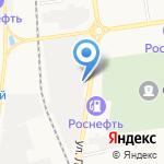Тонировочный центр на карте Южно-Сахалинска