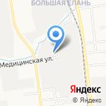 Garage PRO на карте Южно-Сахалинска