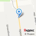 Для Вас на карте Южно-Сахалинска
