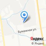 Оценка-Проффи на карте Южно-Сахалинска