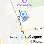 АРМРОС на карте Южно-Сахалинска