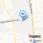 VIANOR на карте Южно-Сахалинска