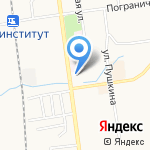 ТопГир на карте Южно-Сахалинска
