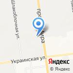 ВИРЭЙ-САХАЛИНСКИЙ на карте Южно-Сахалинска