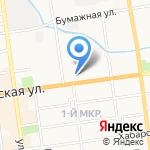 Компания по заказу спецтехники на карте Южно-Сахалинска