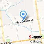 Золотой Век на карте Южно-Сахалинска